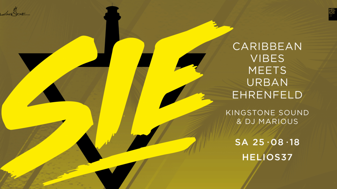 SIE feat. Carl + Kingstone Sound + DJ Marious