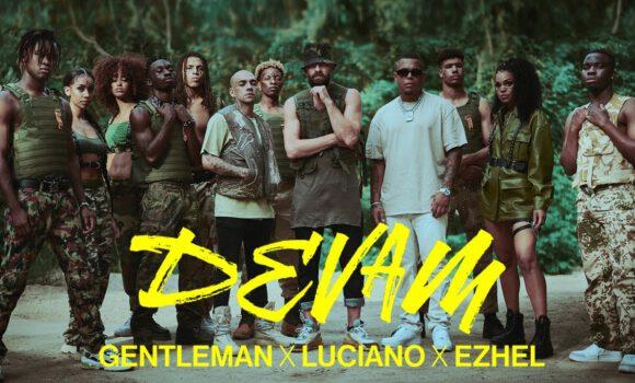 Gentleman x Luciano x Ezhel - Devam